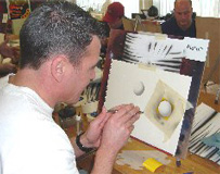 Airbrush painting for Beginners One Day Course