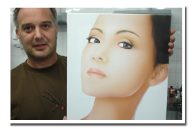 Airbrush Course London